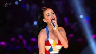 Katy Perry - Super Bowl XLIX Halftime Show (Feat. Lenny Kravitz & Missy Elliott)