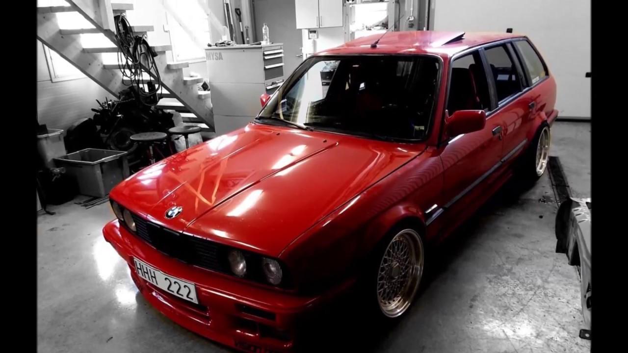 Bmw E30 M60