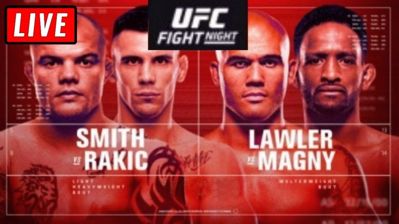 How to watch, live stream, UFC Fight Night_ Anthony Smith vs ...