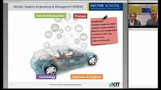 Mobility Systems Engineering & Management Webinar - Advanced Driver Assistance Systems
