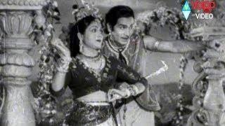 Suvarna Sundari Songs  - Hayi Hayiga - ANR,Anjali Devi