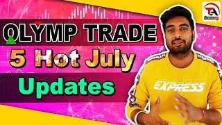 Olymp Trade New Update | Forex Trading , Trading Advisory , Profitability Scale | 2020 | Hindi