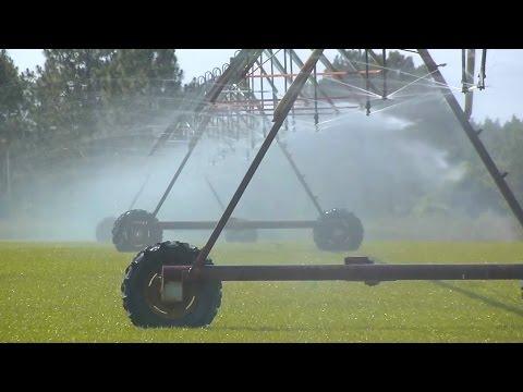 Modern, Efficient Irrigation Systems Save...
