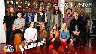 Behind the Battles: Team Blake with Keith Urban - The Voice 2018 (Digital Exclusive)