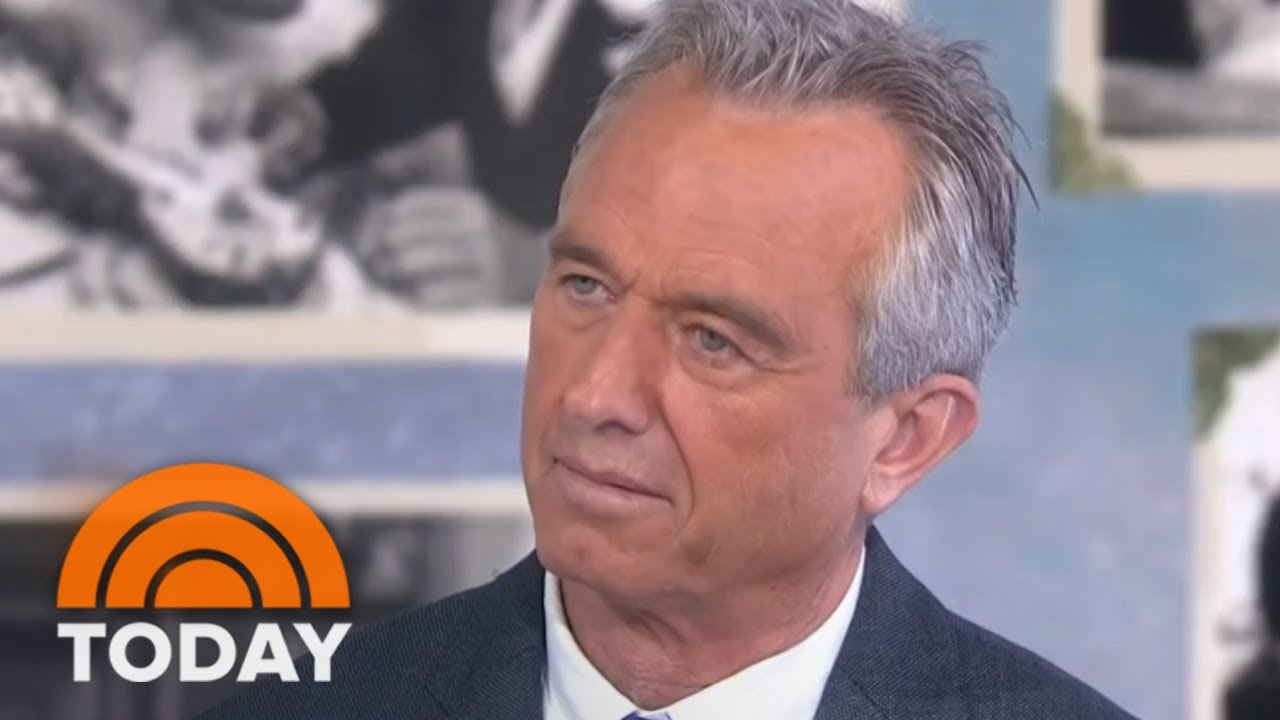Robert F  Kennedy Jr  Speaks Out About Michael Skakel And New Book | TODAY