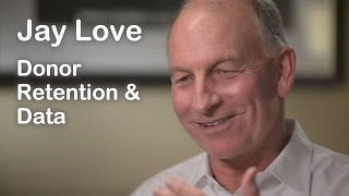 Jay Love on Donor Retention and Data - Ask the Fundraising Expert