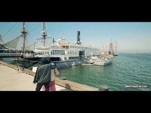 San Diego, a history virtual travel by Bruce Doan 4K Film