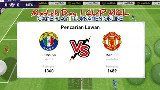 REVIEW GAME PLAY MATCH MELAWAN PRO PLAYER DITURNAMEN ONLINE | FULL GAME PLAY PES MOBILE 2021