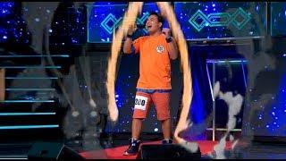 Gokú elevó su ki al máximo en el escenario de Yo Soy