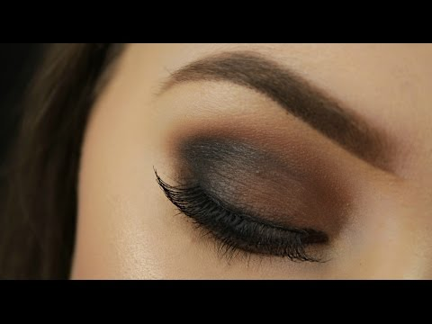Easy Affordable Brown Smokey Eye | KIKO Milano