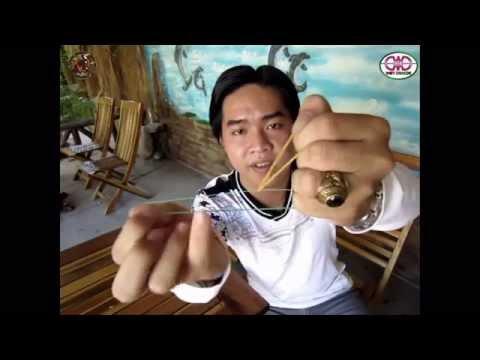 [Hướng dẫn] ảo thuật dây thun cơ bản - KLi Việt