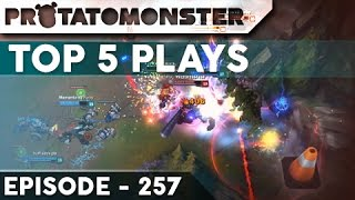 League of Legends Top 5 Plays Week 257