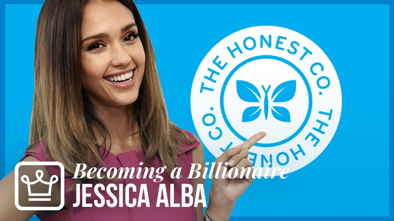 How Jessica Alba is on Track to Become a Billionaire