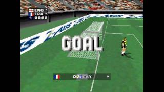 Alexi Lalas International Soccer ... (PS1) 60fps