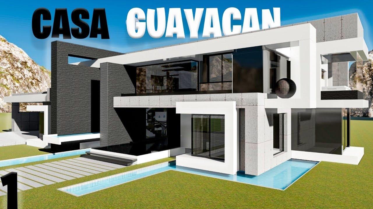 Presentacion casa campestre de lujo el guayacan youtube - Casas minimalistas de lujo ...