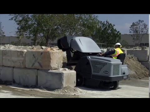 Nilfisk Advance SW8000 Sweeper | Floor Cleaning Equipment From Wiese USA