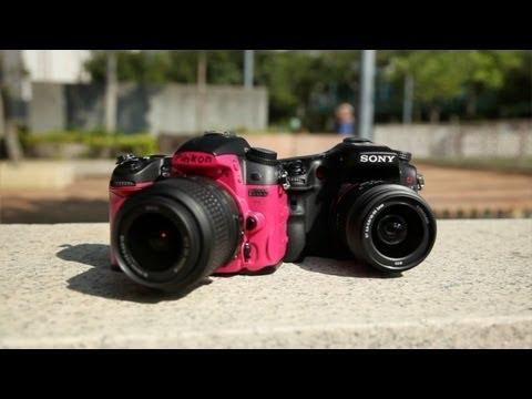 Fotografer Nikon D7000 Sony A77 vs Nikon D7000