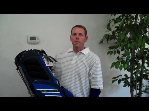 Adidas Ascend Golf Bag Review