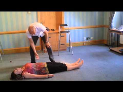 Falling Backwards Hypnosis Instant Induction   Biodun Ogunyemi   Optimind Method