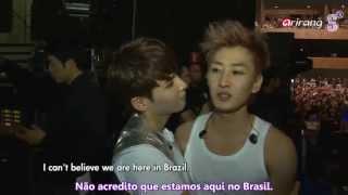 Matéria sobre o SS5 na América do Sul :)