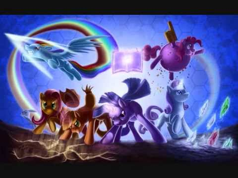 Bad Harmony My Little Pony - Nightcore - радио версия