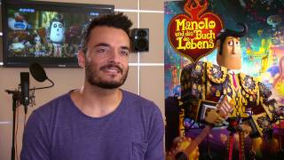 Manolo und das Buch des Lebens | Giovanni Zarella über seine Rolle [HD]