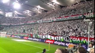 Legia-Lech (1:0) 15.04.2016- Ile goli ma legia?