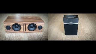 Audioengine B2 vs Bose Soundtouch 10