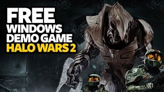 Get Free PC Game Halo Wars 2 Demo - Halo Wars 2 PC Demo Out Now