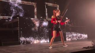 Lindsey Stirling, THE ARENA, Brave Enough tour 2017