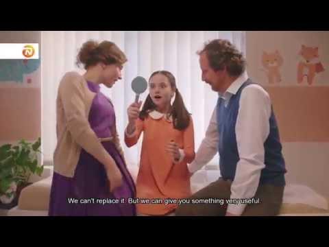 NN Romania's health insurance commercial