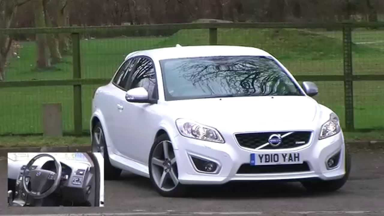 volvo c30 2 0 d r design 2dr heated leather winter pack youtube. Black Bedroom Furniture Sets. Home Design Ideas