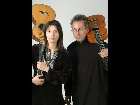 César Franck,  Prelude Fugue & Variation  Www.luteduo.com
