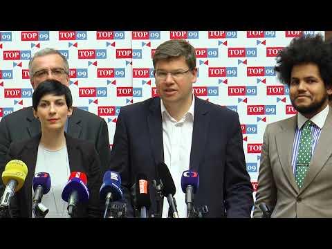 Pospíšil: Chceme spravedlivější Česko bez pokut za urážky