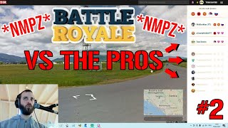 I played Battle Royale against 9 highly skilled Geoguessr players. (Part 2, NMPZ)