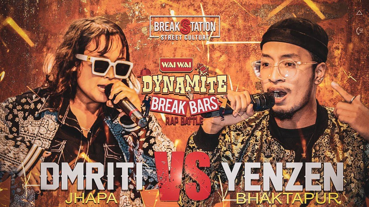Download DMRITI  VS YENZEN  [EP. 10]   WAIWAI DYNAMITE BREAKBARS BATTLE   RAP BATTLE   BREAKSTATION