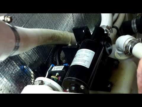 Sealand vacuum pump repair.