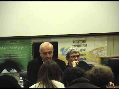 Filmidea -- Master Class 2012-2013 Giovanni De Luna - Mario Martone - Andrea Renzi