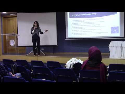 International Women's Day at RHU: Women in Engineering to Change the World