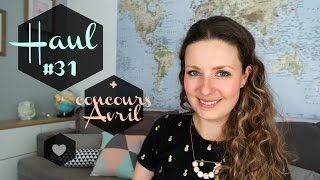 Haul #31   Maisons du Monde, Lingerie Love Josephine, Edji + CONCOURS Avril