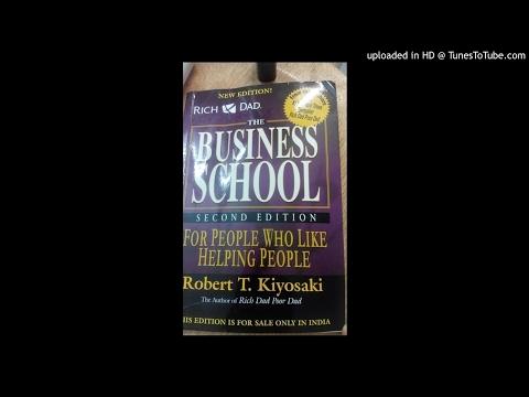 Business school audio by Robert kusaki