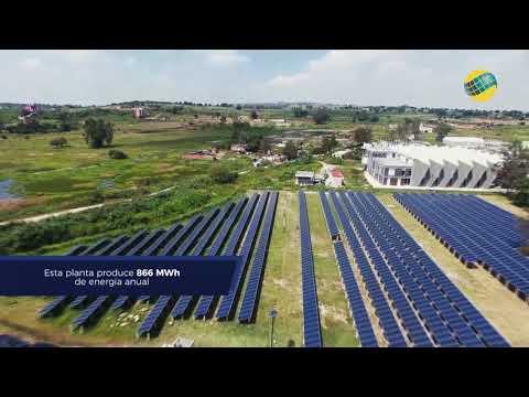 Primer Huerto Solar de la Universidad de Guadalajara (UDG)-Global Solare