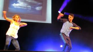 The Next Step Live on Stage - Halifax, NS - Brittany (Riley) & Trevor (James) Duet
