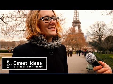 Street Ideas episode 2 Paris, France   my next business idea