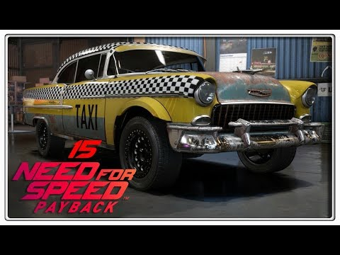 🎮 Alle Wrackteile 1955er Chevrolet BelAir 🏎 Need for Speed Payback #15 🏎 Deutsch 🏎 PC