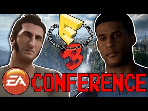 #E32017 EA Full Conference Reaction!! -- No Talent Gaming