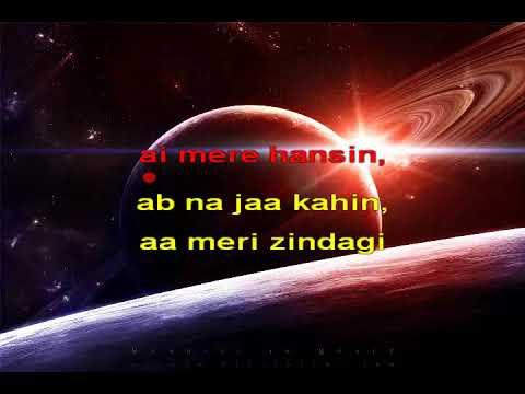 Bin Tere Sanam   Bollywood Remix   Hindi Karaoke from Hyderabad Karaoke Club
