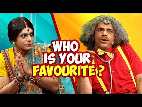 Dr. Mashoor Gulati or Rinku Devi, Who is your favorite character?