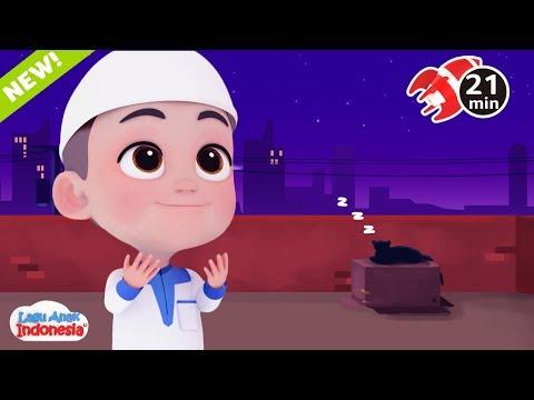 Doa Sebelum Tidur - Kompilasi Lagu Anak Islami - Lagu Anak Indonesia