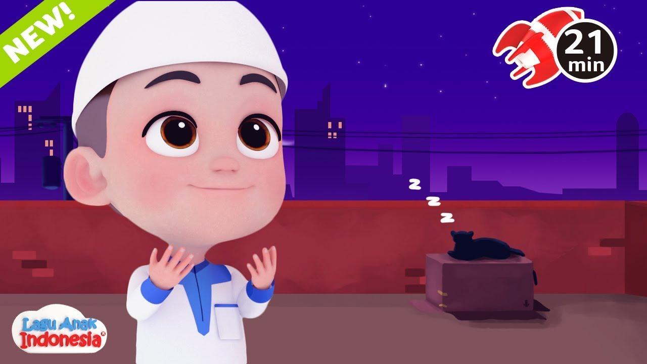 Doa Sebelum Tidur Kompilasi Lagu Anak Islami Lagu Anak Indonesia Nursery Rhymes أغنية للأطفال